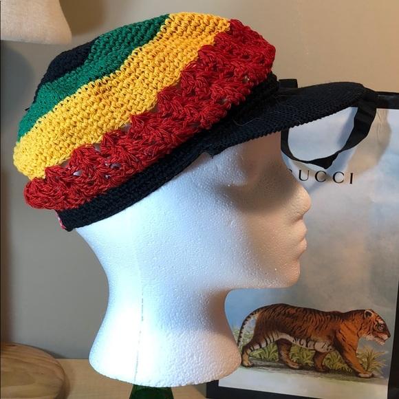 Tj Accessories Jamaican Bob Marley Woven Cotton Newsboy Hat Poshmark